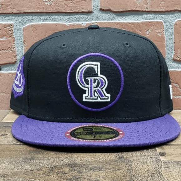 Colorado Rockies Ultimate Patch Collection 59FIFTY